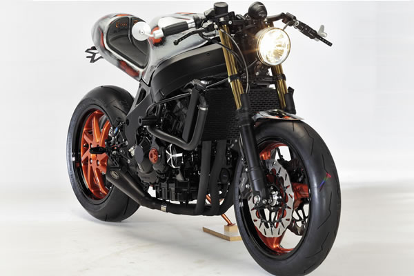 Cafe Racer Streetfighter